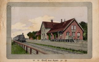 Bahnhof Apen