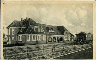 Bahnhof Carolinensiel