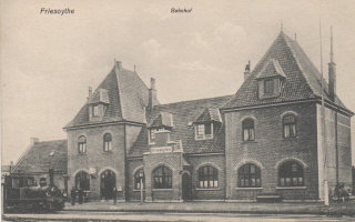Bahnhof Friesoythe