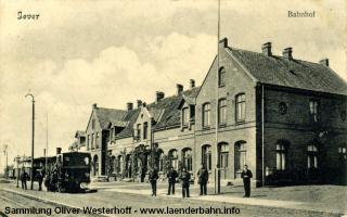 Bahnhof Jever