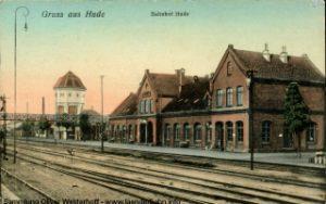 Bahnhof Hude