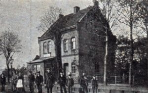 Bahnhof Wüsting