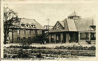 Oldenburg Hauptbahnhof - Fürstenbau