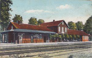 Bahnhof Elsfleth