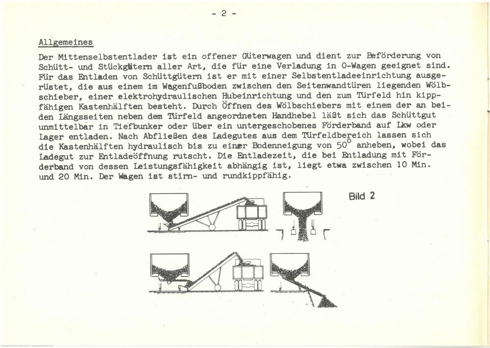 1962 - Ommv 72 Bedienungshinweise - Seite 6