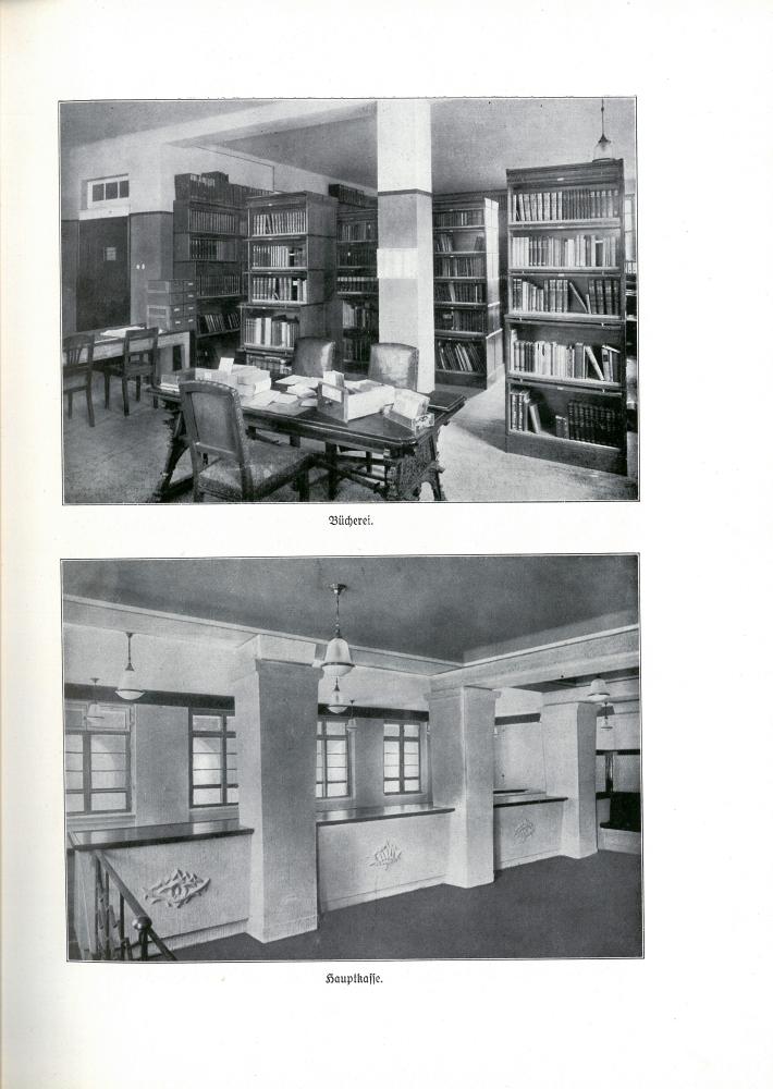 1925 Denkschrift zur Einweihung des Direktionsgebäudes der RBD Trier - Seite 23