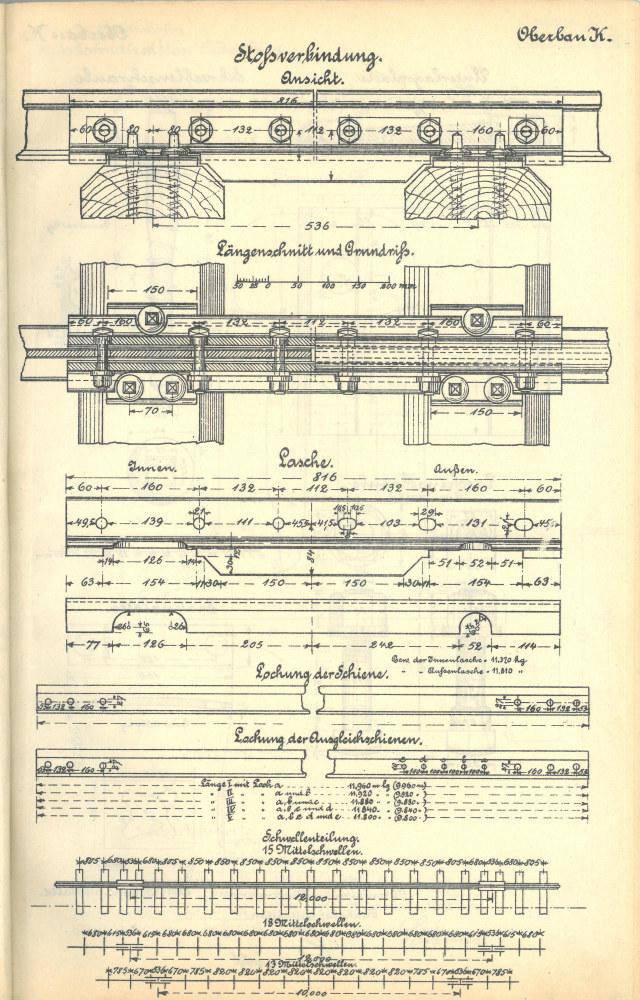 1923 - Oberbaubuch RBD Oldenburg - Seite 15