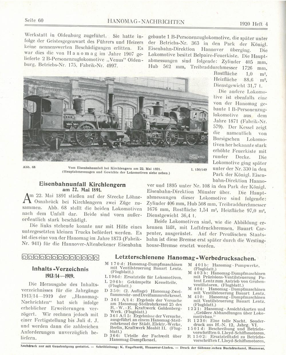 Der Eisenbahnunfall auf der Ems-Drehbrücke bei Weener - Seite 2
