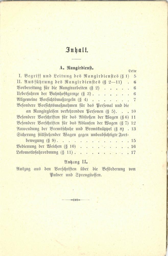 1897 - Vorschriften über den Rangierdienst und die Zusammensetzung der Züge - Seite 3